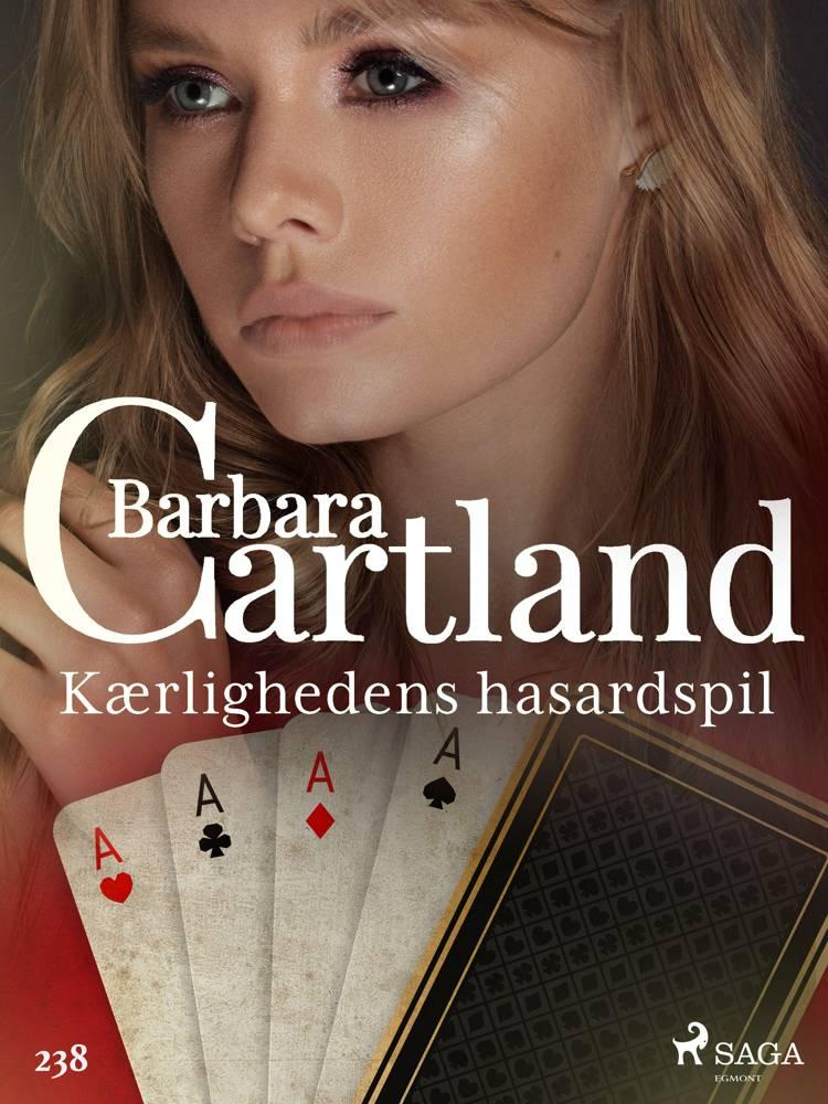 Kærlighedens hasardspil af Barbara Cartland