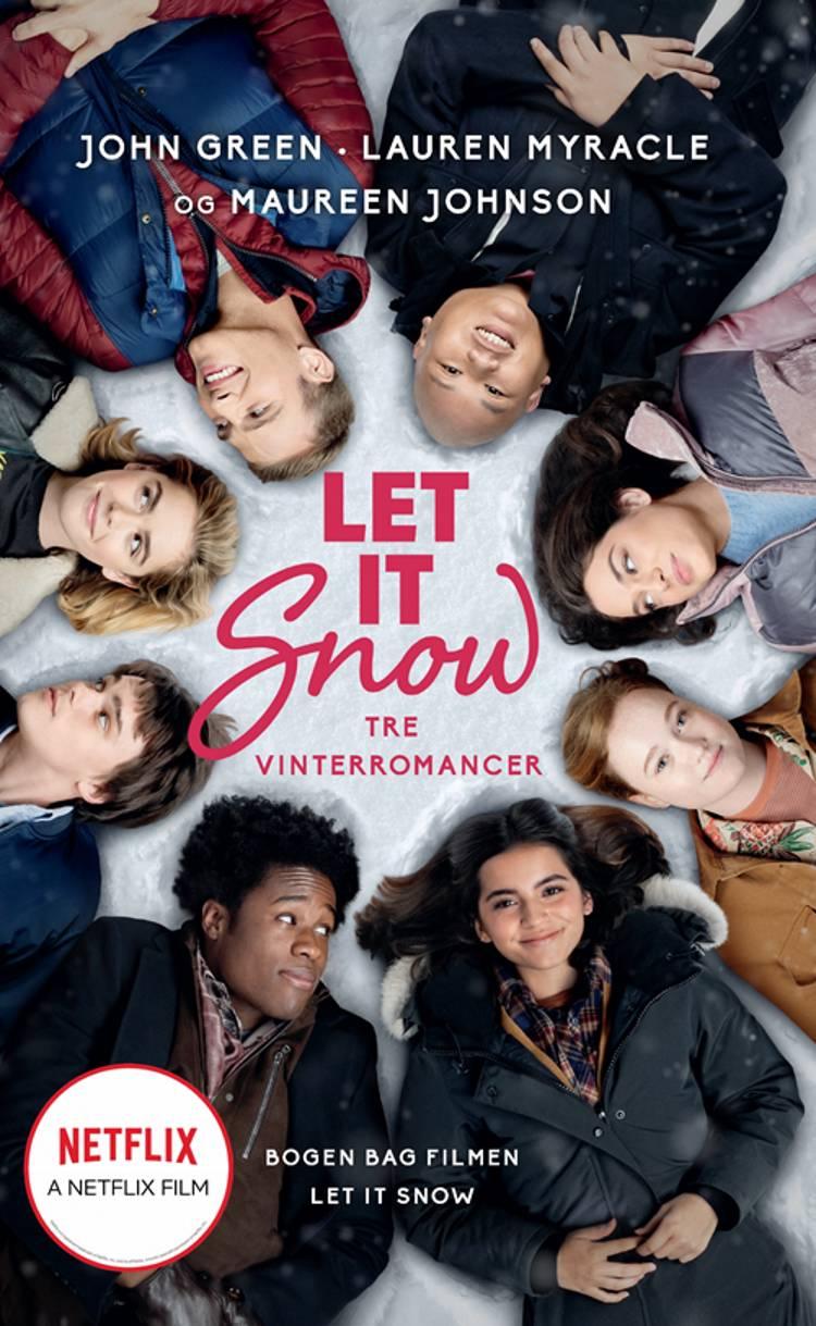 Let it snow af John Green, Maureen Johnson og Lauren Myracle