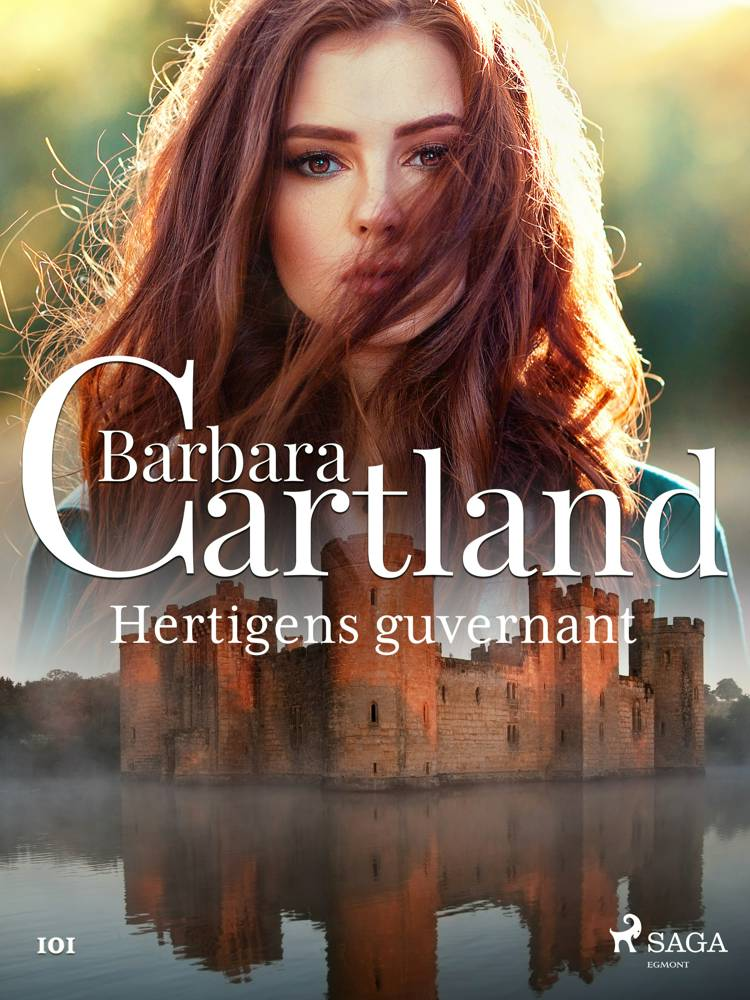 Hertigens guvernant af Barbara Cartland