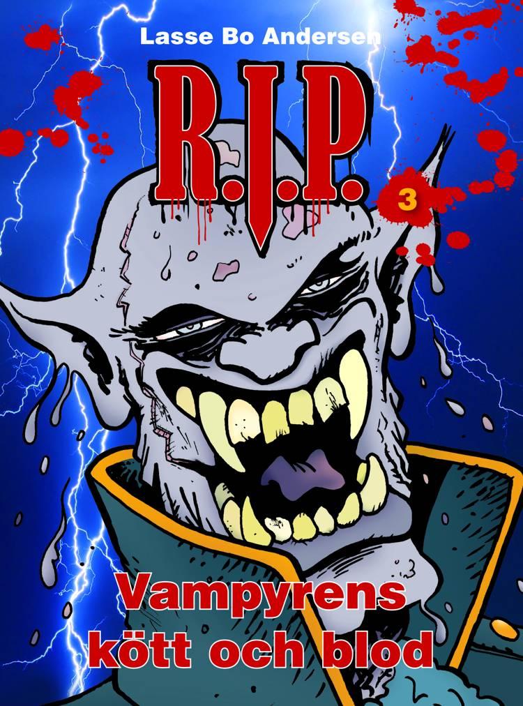 R.I.P. 3 - Vampyrens kött och blod af Lasse Bo Andersen