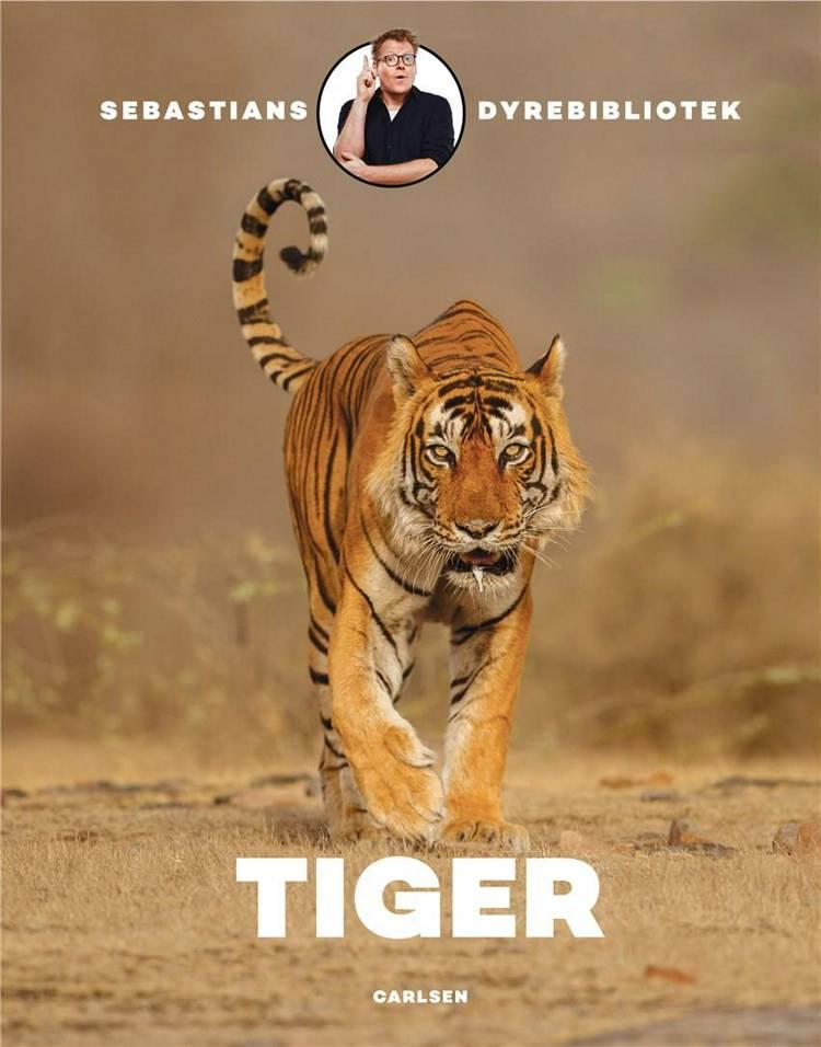 Sebastians dyrebibliotek: Tiger af Sebastian Klein