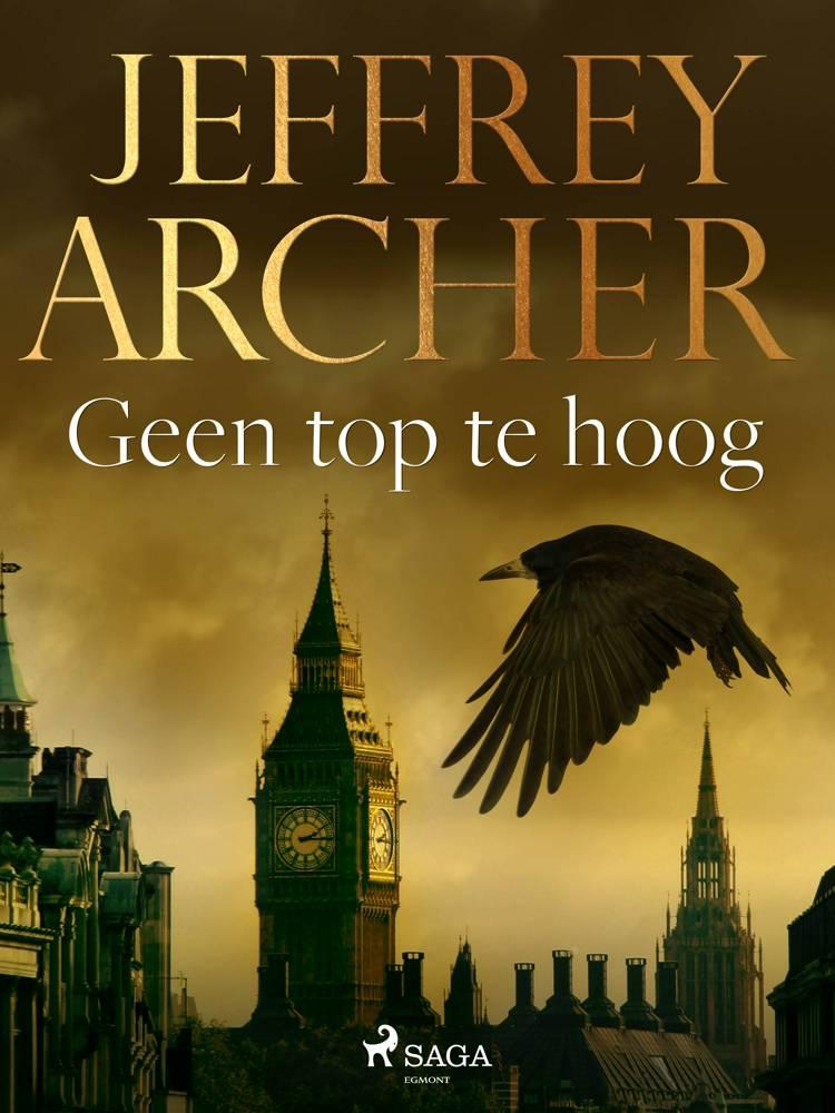 Geen top te hoog af Jeffrey Archer