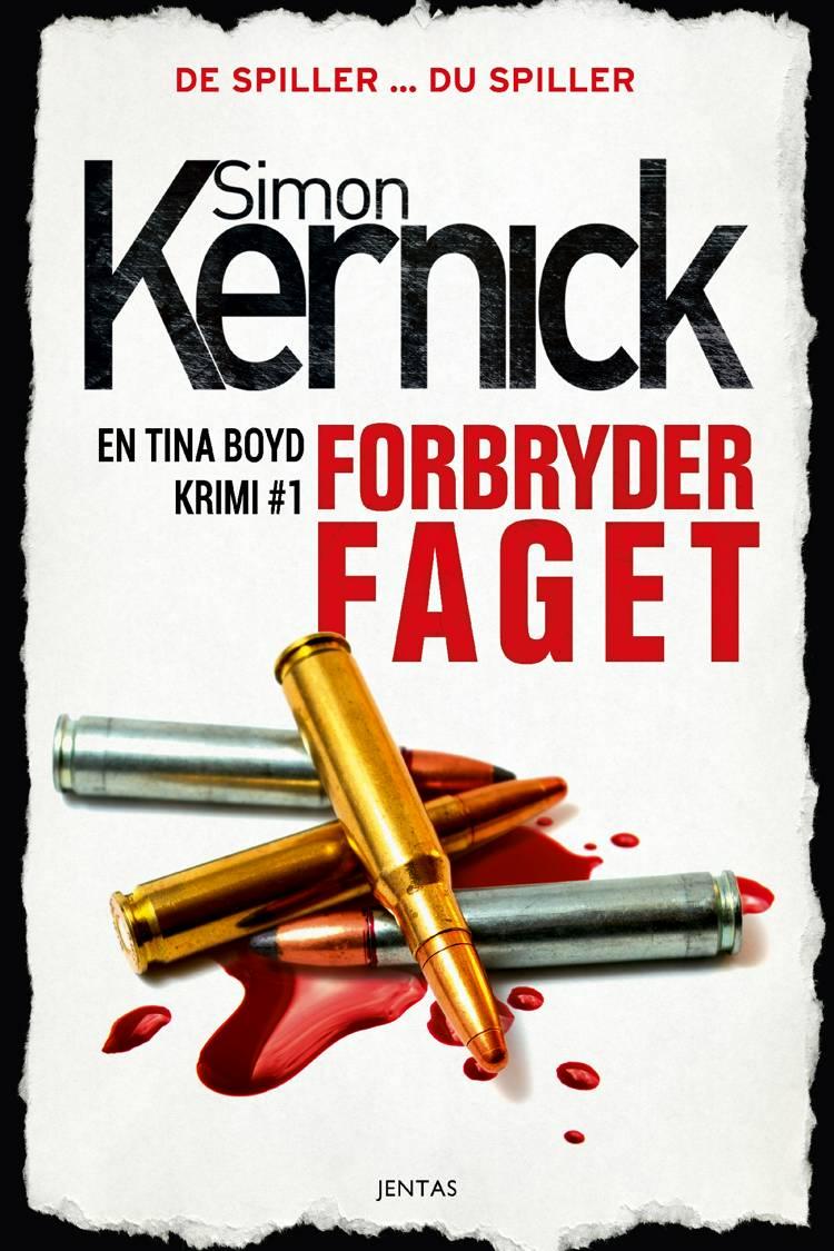 Forbryderfaget af Simon Kernick