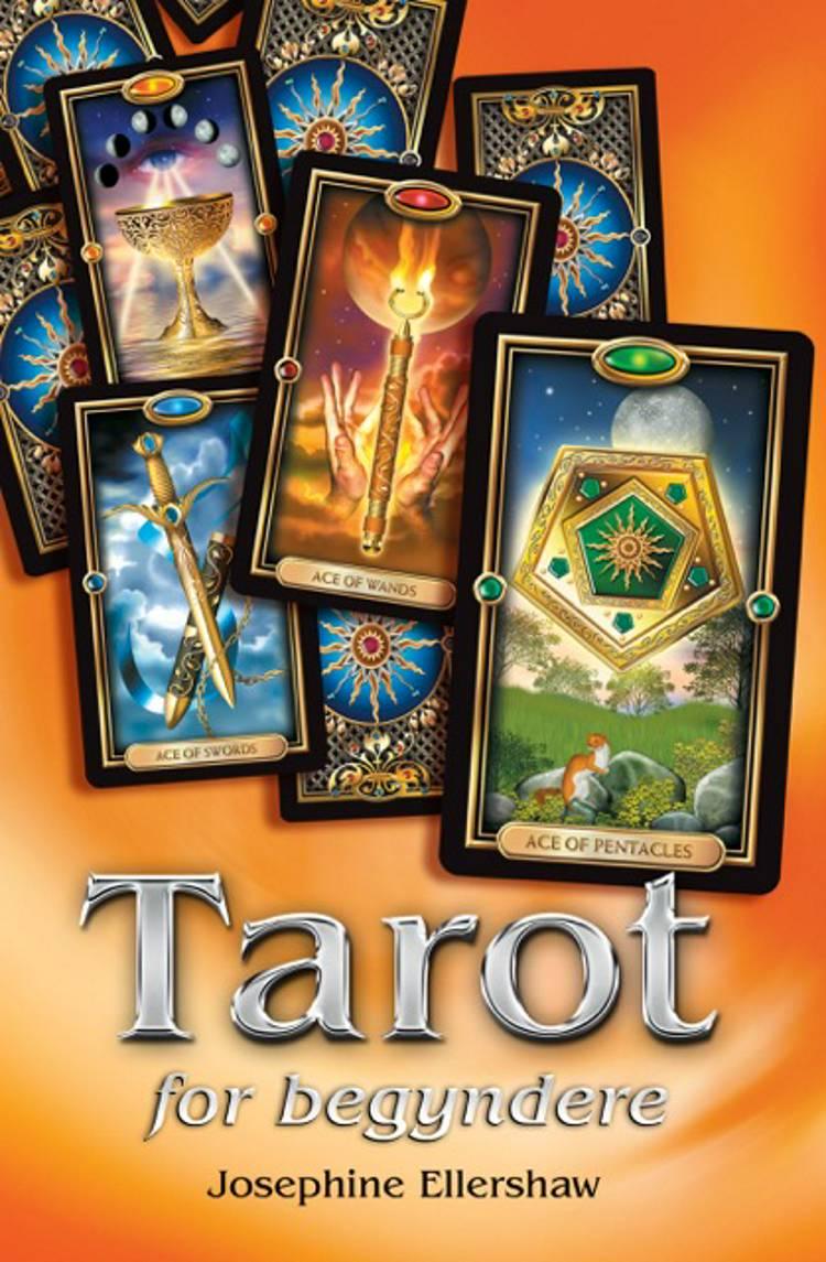Tarot for begyndere DK sæt (bog + kort) af Josephine Ellershaw