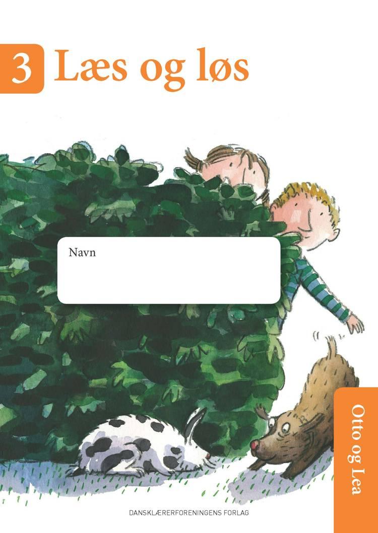 Læs og løs 3 af Charlotte Karrebæk