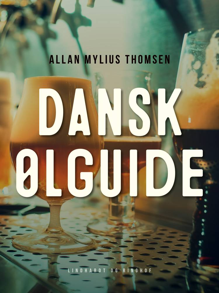 Dansk ølguide af Allan Mylius Thomsen