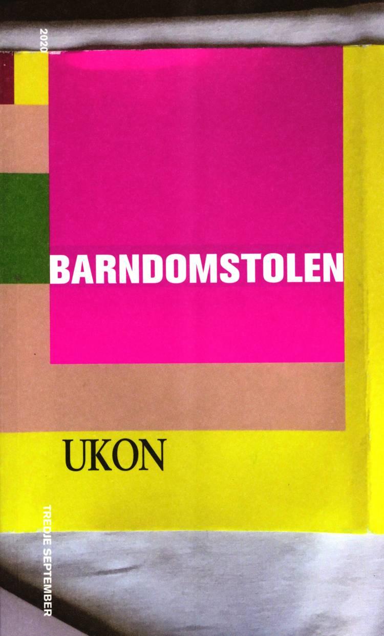 Barndomstolen af Ulf Karl Olov Nilsson
