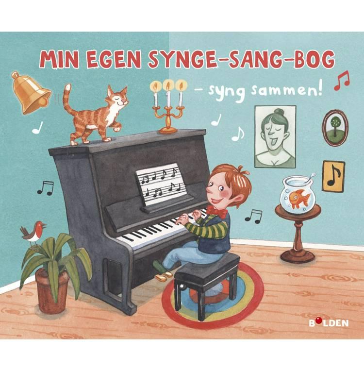 Min egen synge-sang-bog - syng sammen!