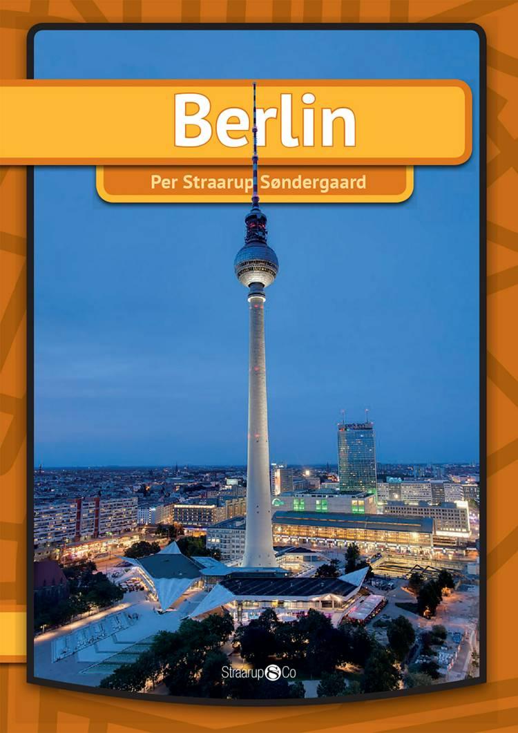 Berlin (Tysk) af Per Straarup Søndergaard