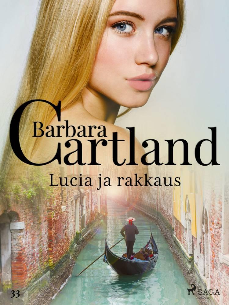 Lucia ja rakkaus af Barbara Cartland
