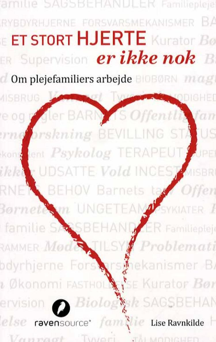 Et stort hjerte er ikke nok af Lise Ravnkilde