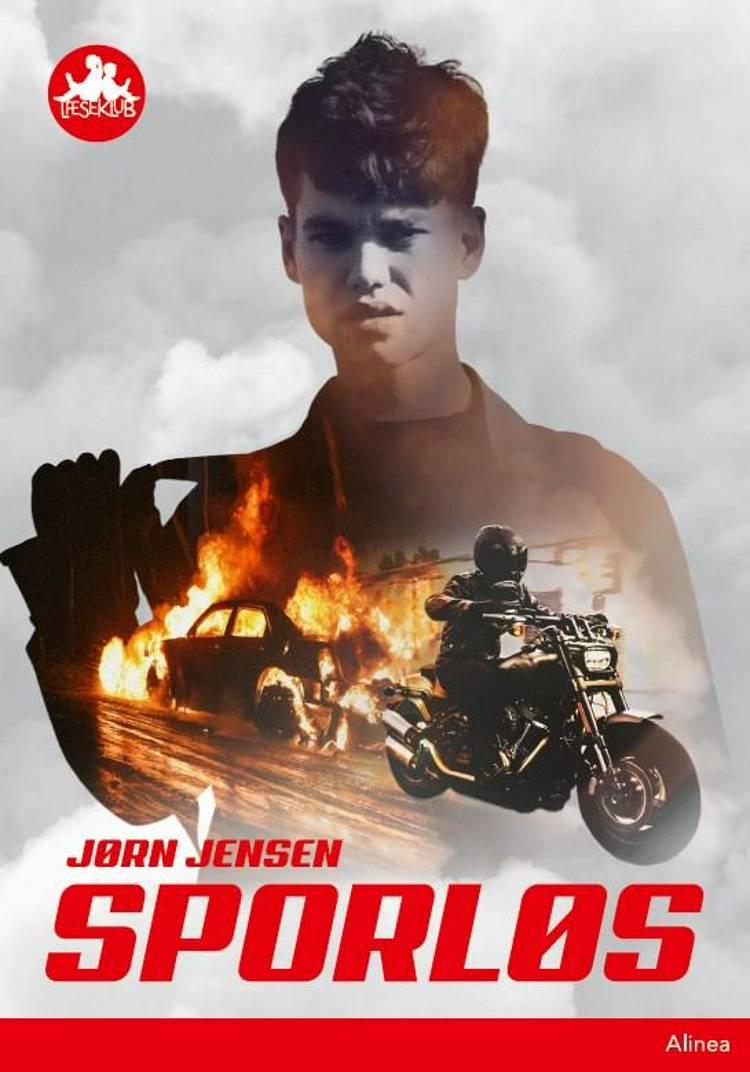 Sporløs af Jørn Jensen