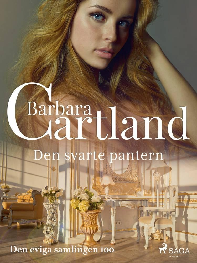 Den svarte pantern af Barbara Cartland
