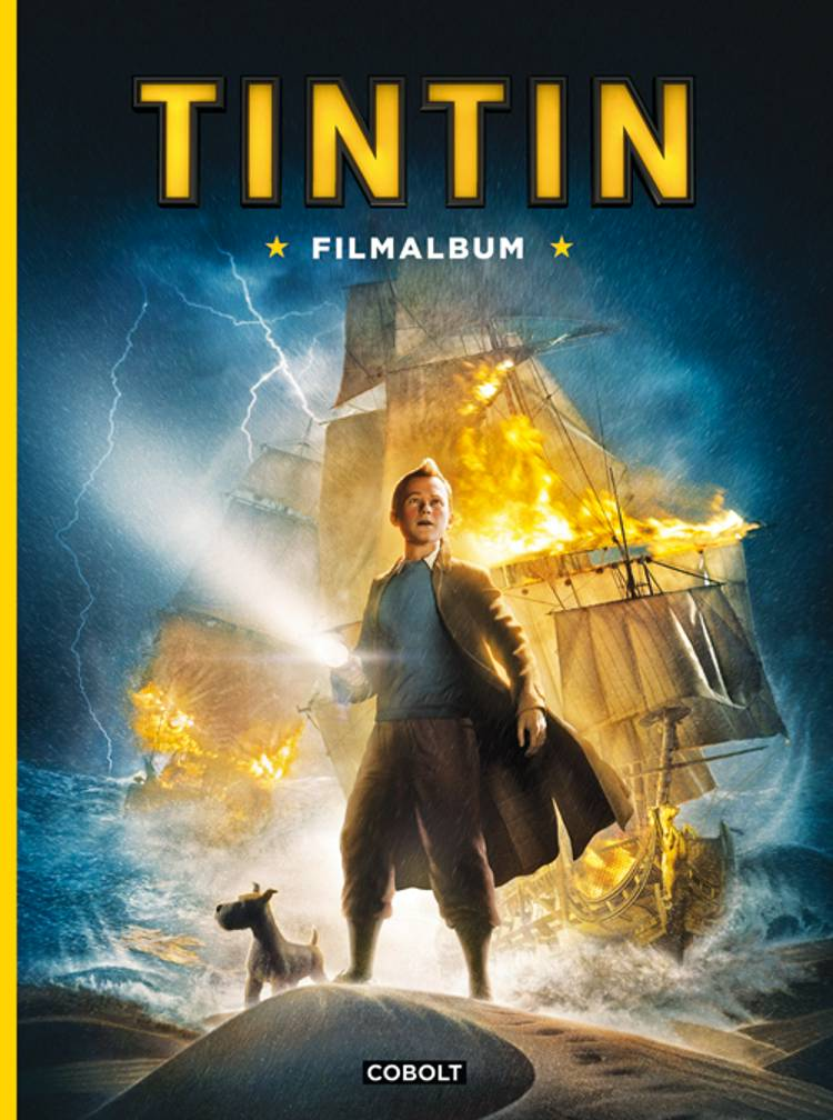 Tintin filmalbum af Hergé