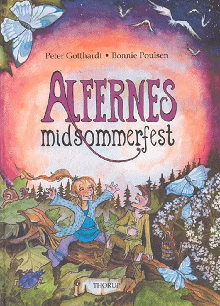 Alfernes midsommerfest af Peter Gotthardt