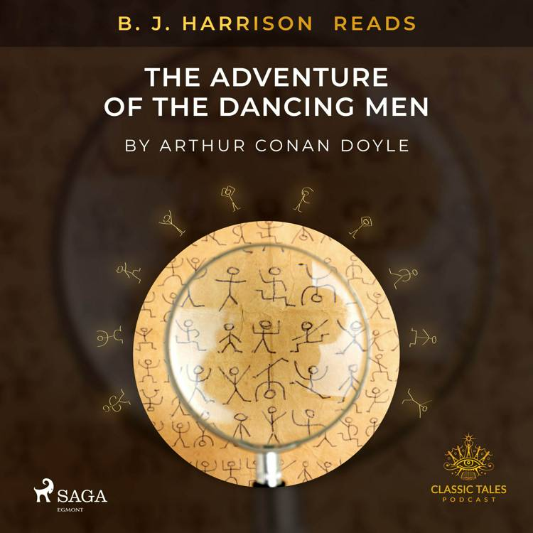 B. J. Harrison Reads The Adventure of the Dancing Men af Arthur Conan Doyle