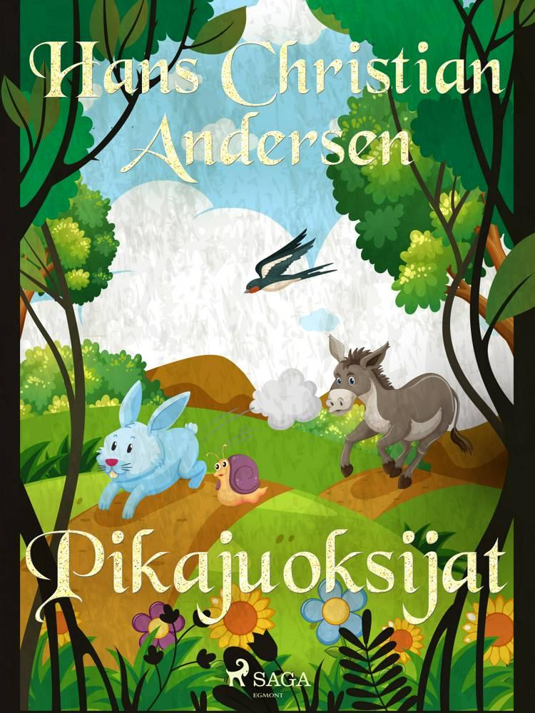 Pikajuoksijat af H.C. Andersen