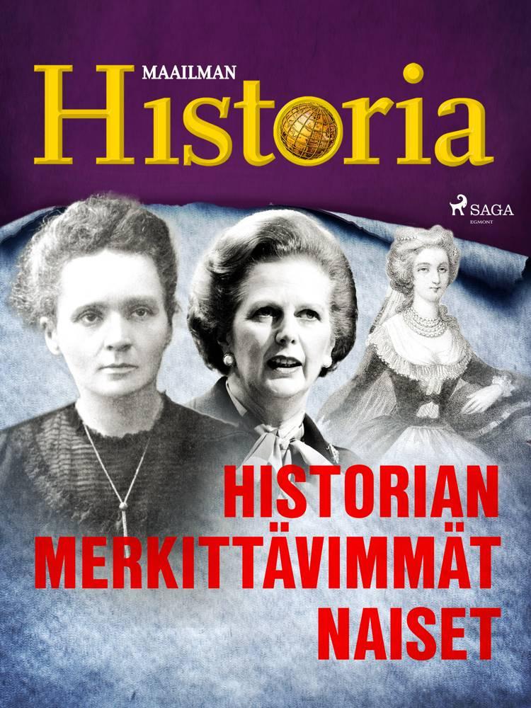 Historian merkittävimmät naiset af Maailman Historia