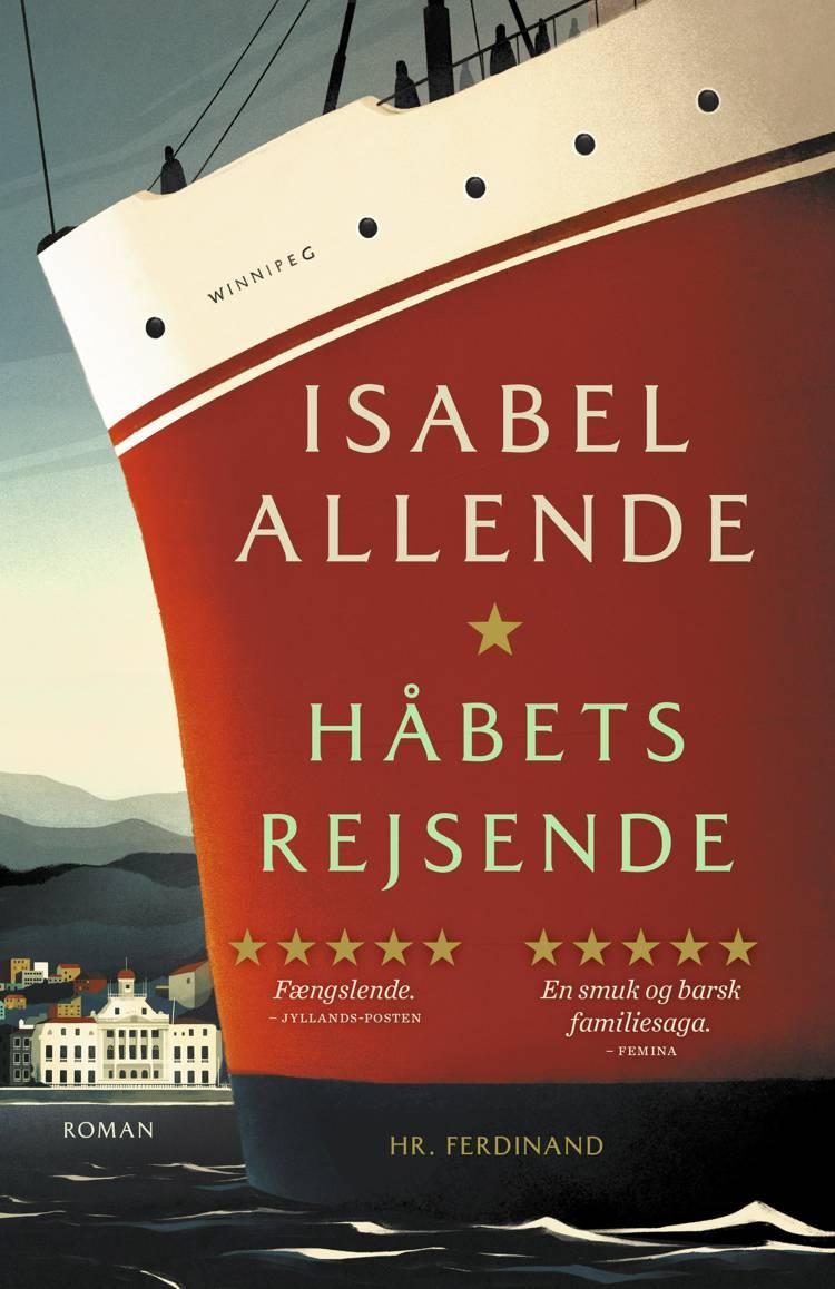 Håbets rejsende af Isabel Allende