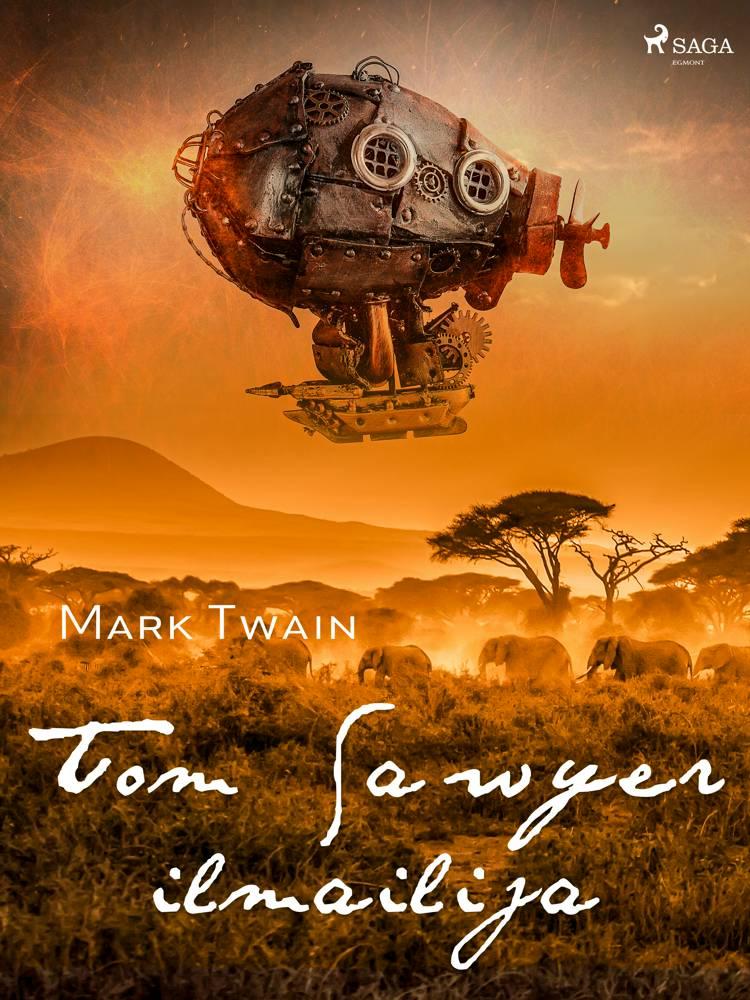Tom Sawyer ilmailija af Mark Twain