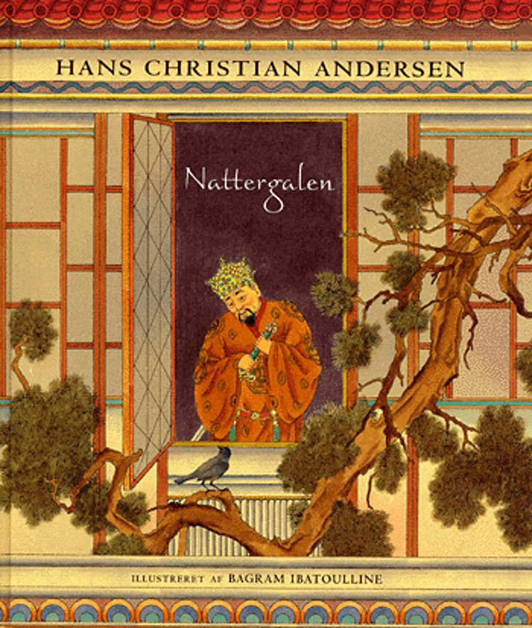Nattergalen af H.C. Andersen og Lena Lamberth