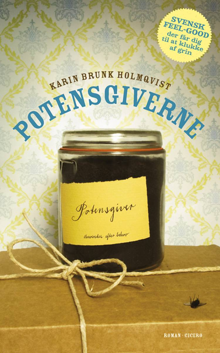 Potensgiverne af Karin Brunk Holmqvist
