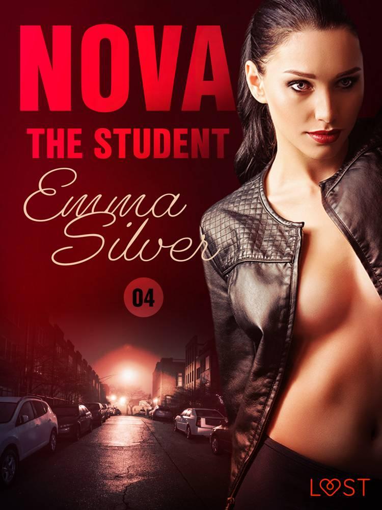 Nova 4: The Student - Erotic Short Story af Emma Silver