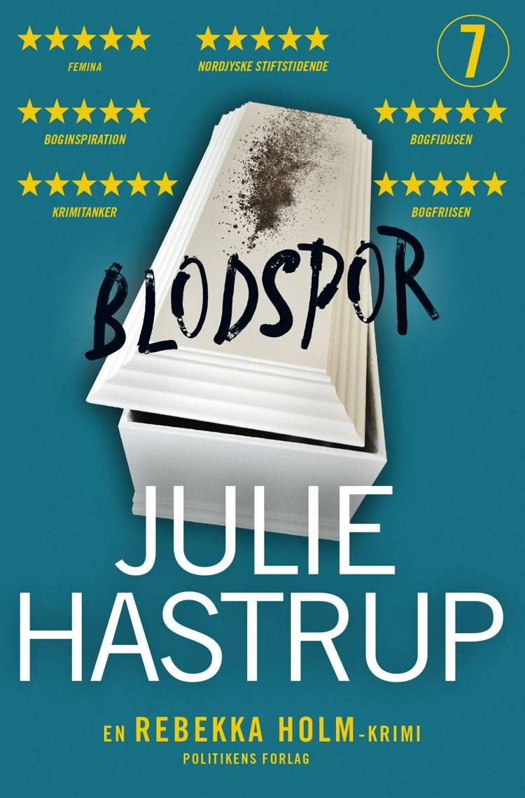 Blodspor af Julie Hastrup