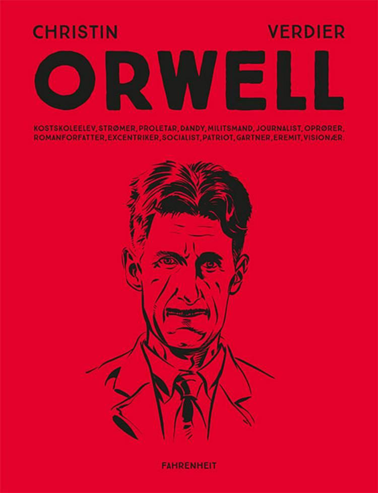 Orwell af Pierre Christin