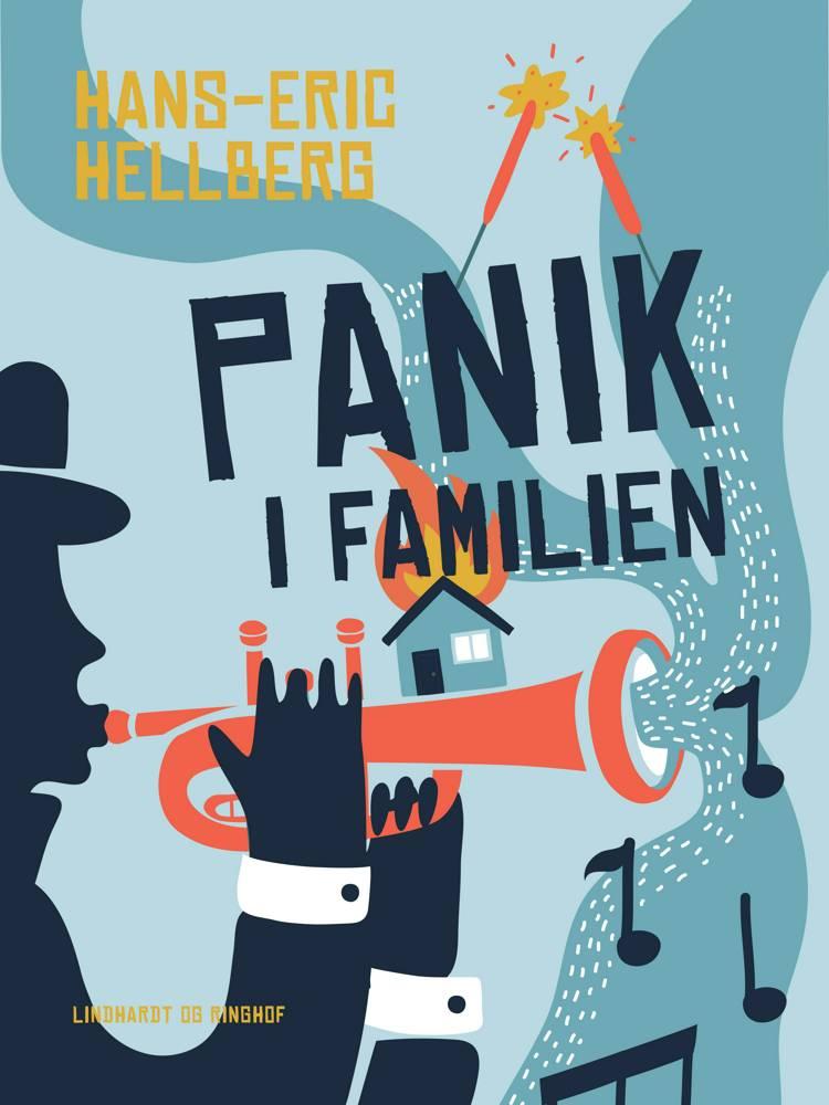 Panik i familien af Hans-Eric Hellberg