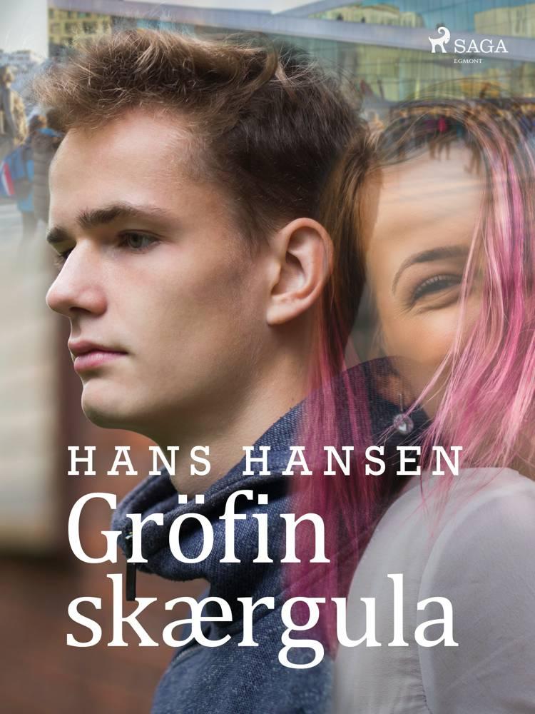 Gröfin skærgula af Hans Hansen