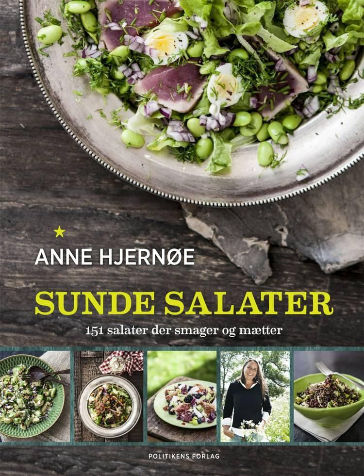 Sunde salater af Anne Hjernøe
