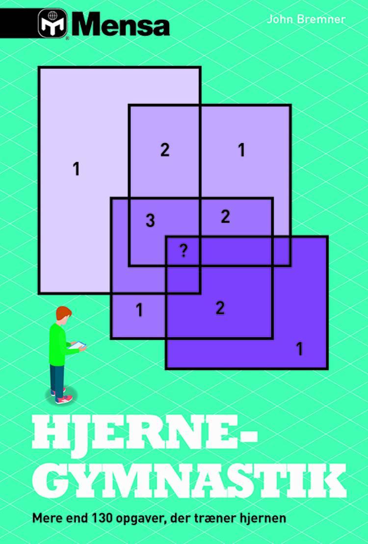 Mensa - hjernegymnastik opgaver af John Bremner