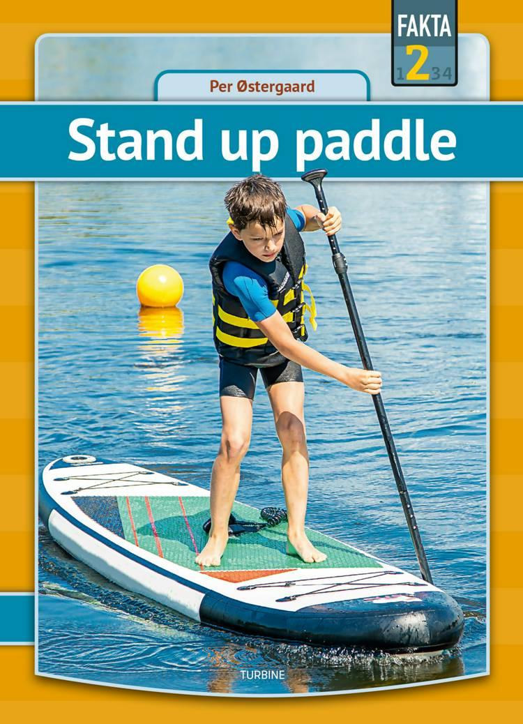 Stand up paddle af Per Østergaard