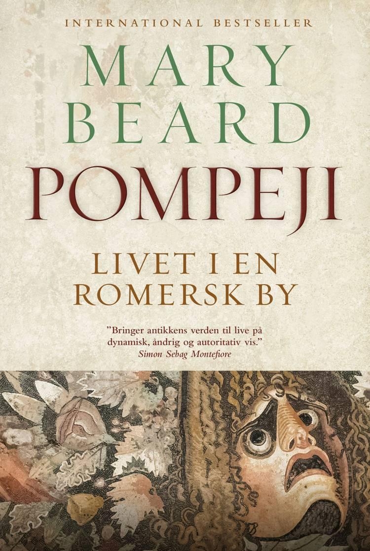 Pompeji af Mary Beard