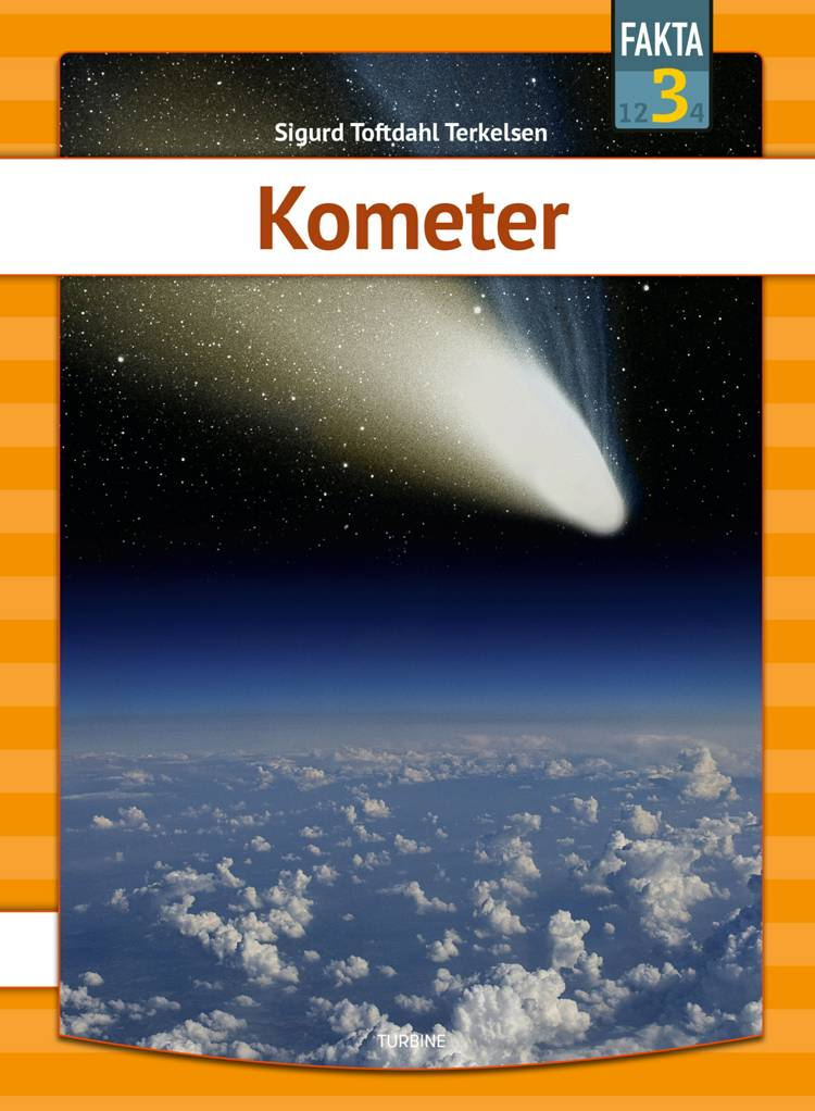 Kometer af Sigurd Toftdahl Terkelsen