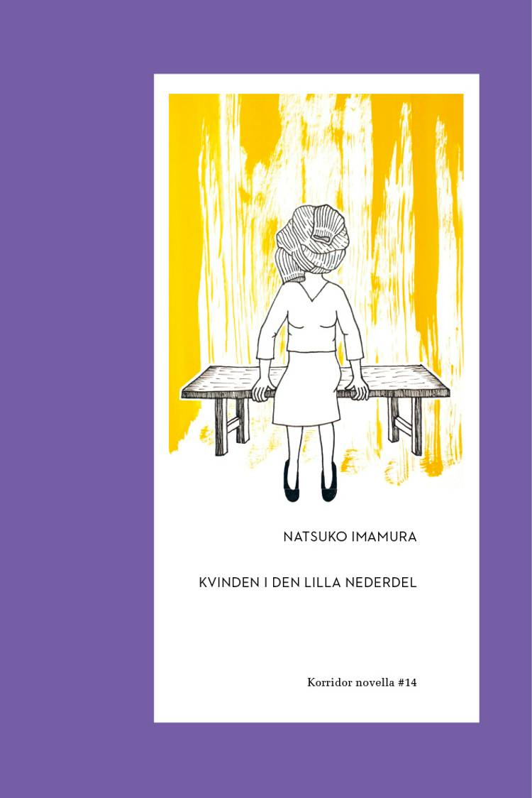 Kvinden i den lilla nederdel af Natsuko Imamura