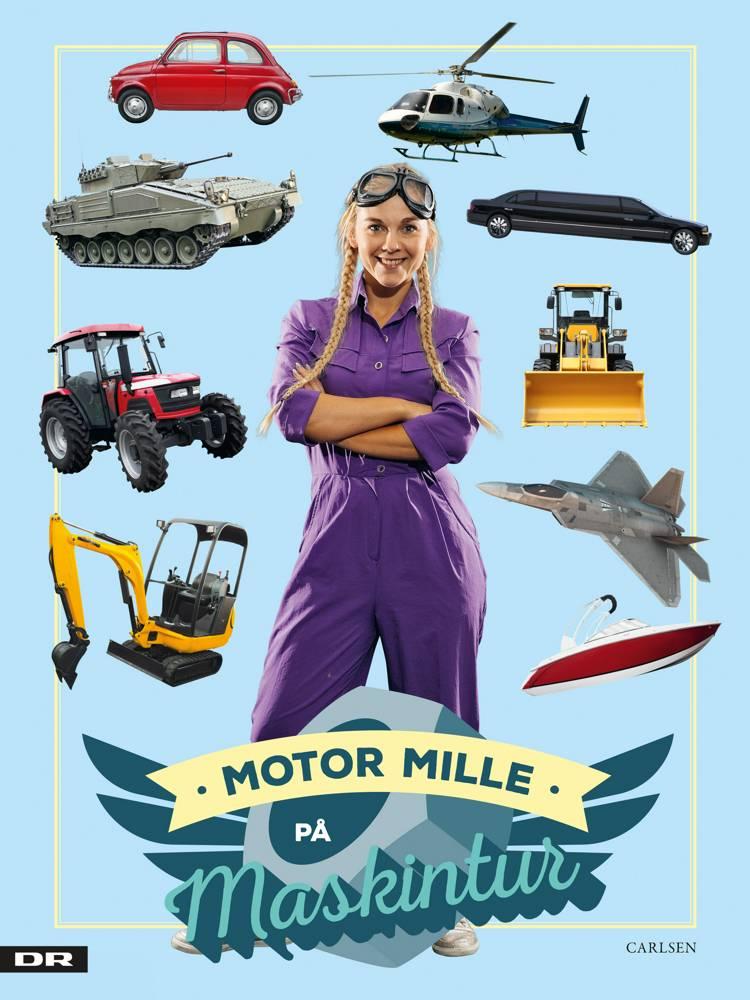 Motor Mille på maskintur af Mille Gori