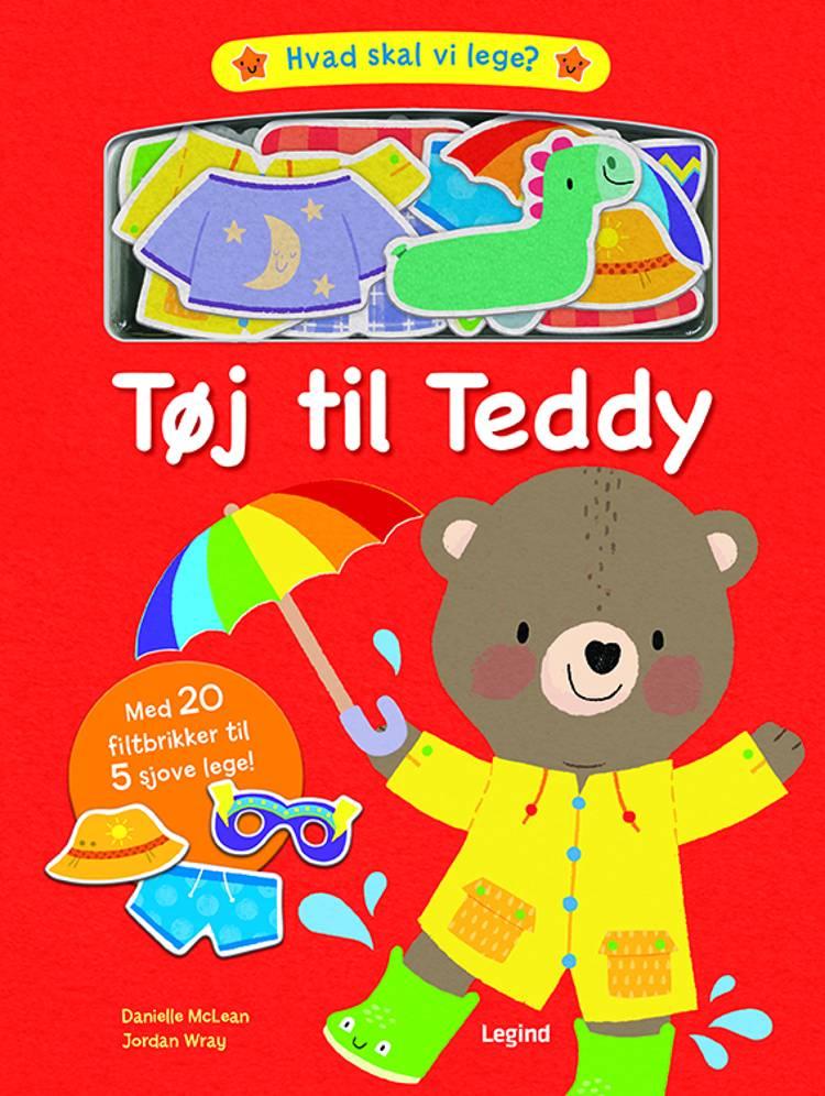 Hvad skal vi lege? Tøj til Teddy af Jordan Wray og Danielle McLean