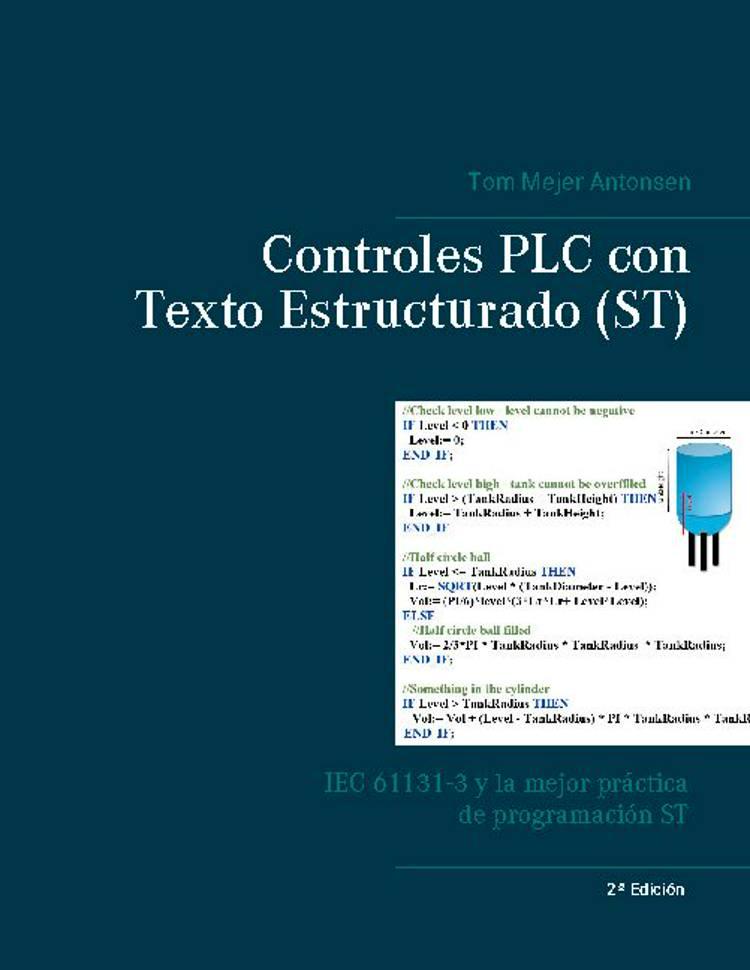 Controles PLC con Texto Estructurado (ST) af Tom Mejer Antonsen
