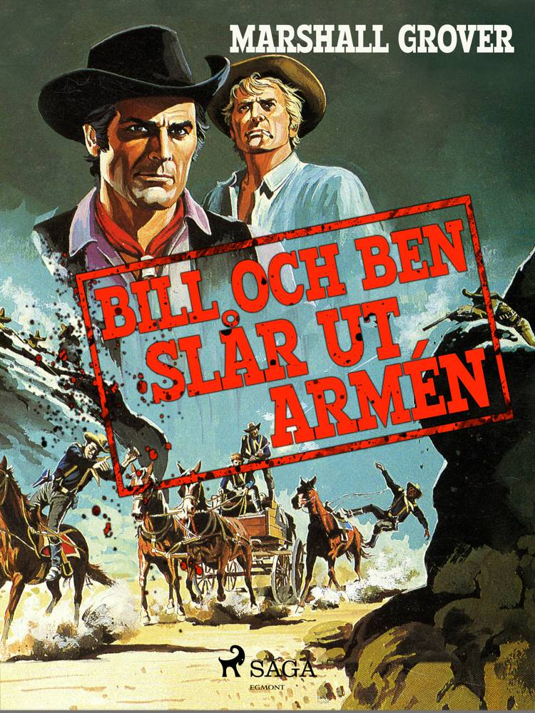 Bill och Ben slår ut armén af Marshall Grover