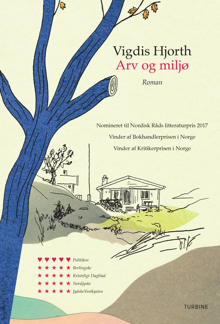 Arv og miljø af Vigdis Hjorth