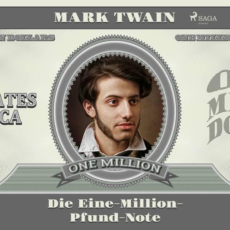 Die Eine-Million-Pfund-Note af Mark Twain
