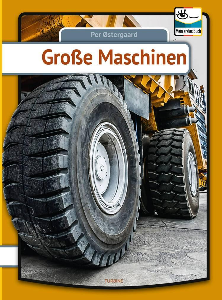 Grosse Machinen af Per Østergaard
