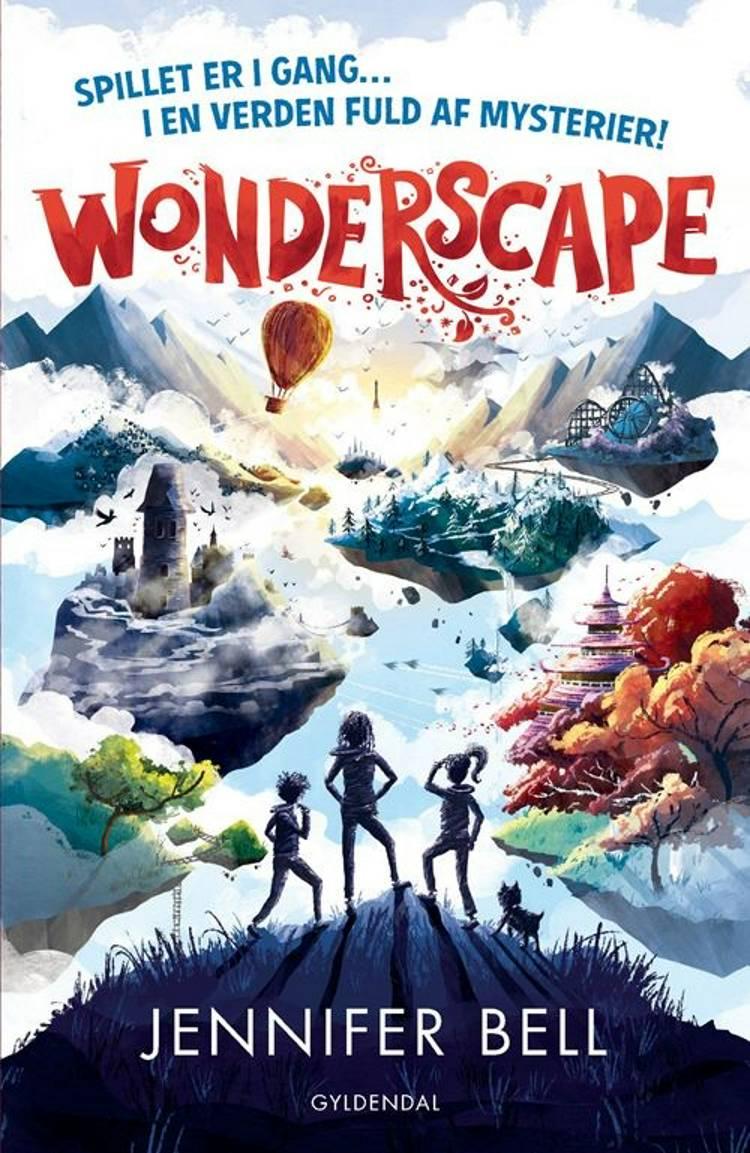 Wonderscape af Jennifer Bell