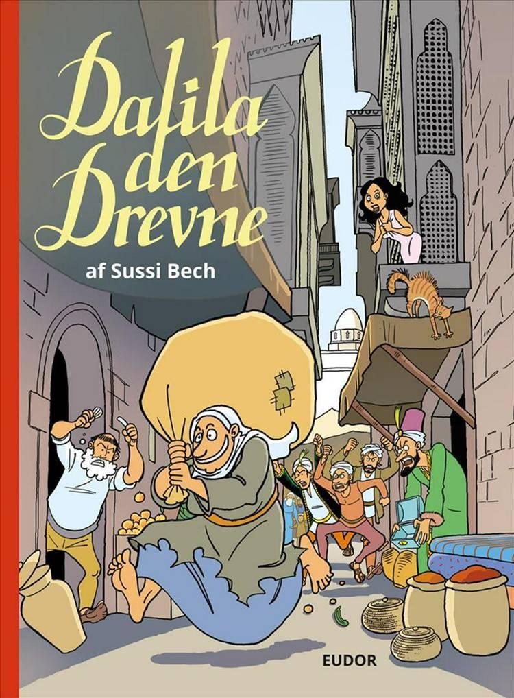 Dalila den drevne af Sussi Bech