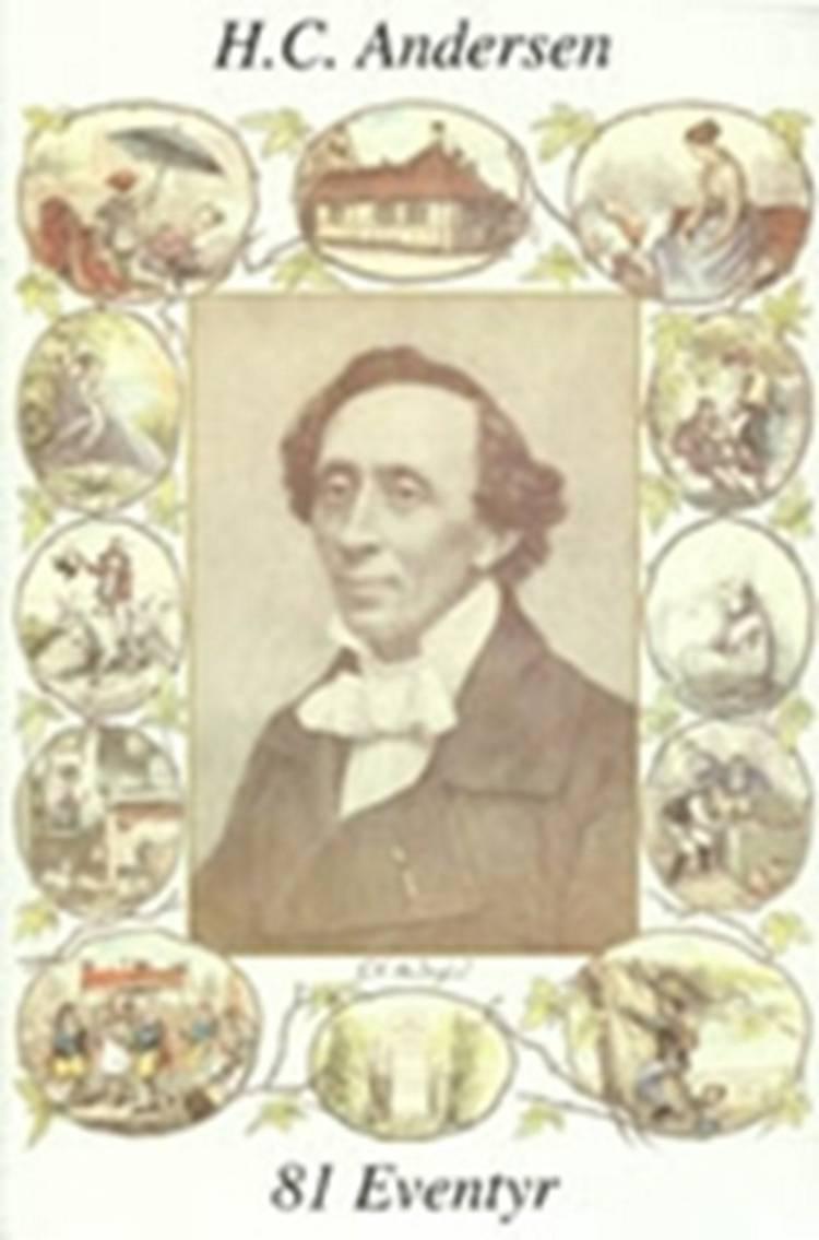 81 Eventyr af H.C. Andersen