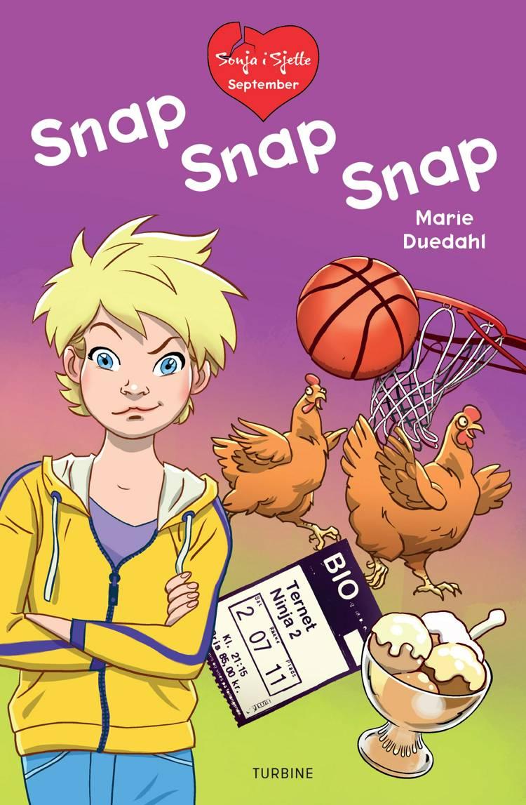 Snap Snap Snap af Marie Duedahl