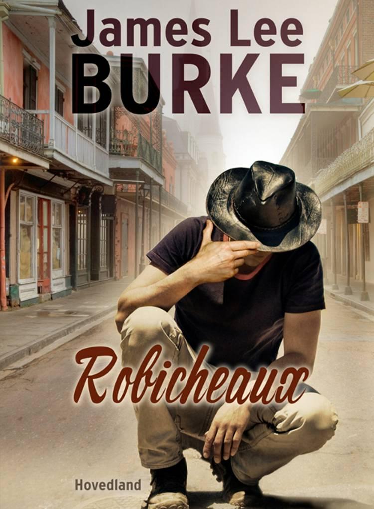 Robicheaux af James Lee Burke