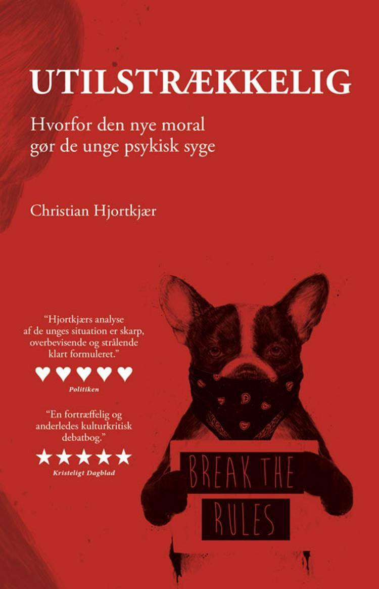 Utilstrækkelig af Christian Hjortkjær